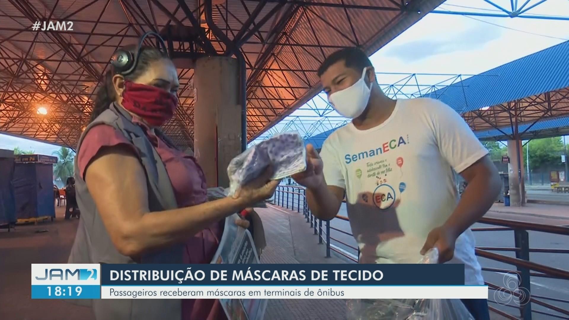 VÍDEOS: Parte do comércio volta a funcionar em Manaus; veja destaques do JAM 2
