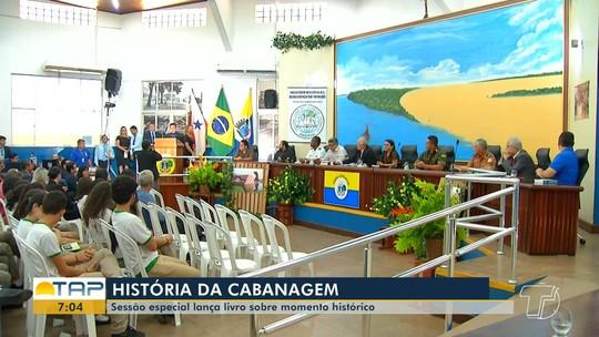 Sessão especial na Câmara de Santarém aborda história da cabanagem no interior do Pará