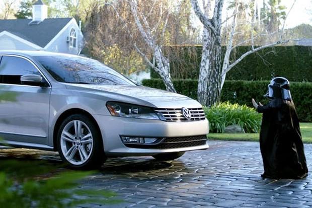 Volkswagen The Force (Foto: Reprodução Youtube)