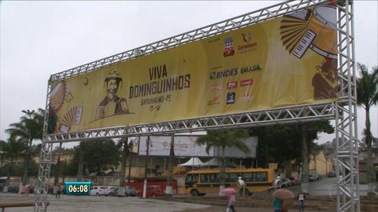 Abertura do 'Viva Dominguinhos' 2016 é realizada nesta quinta-feira (21)