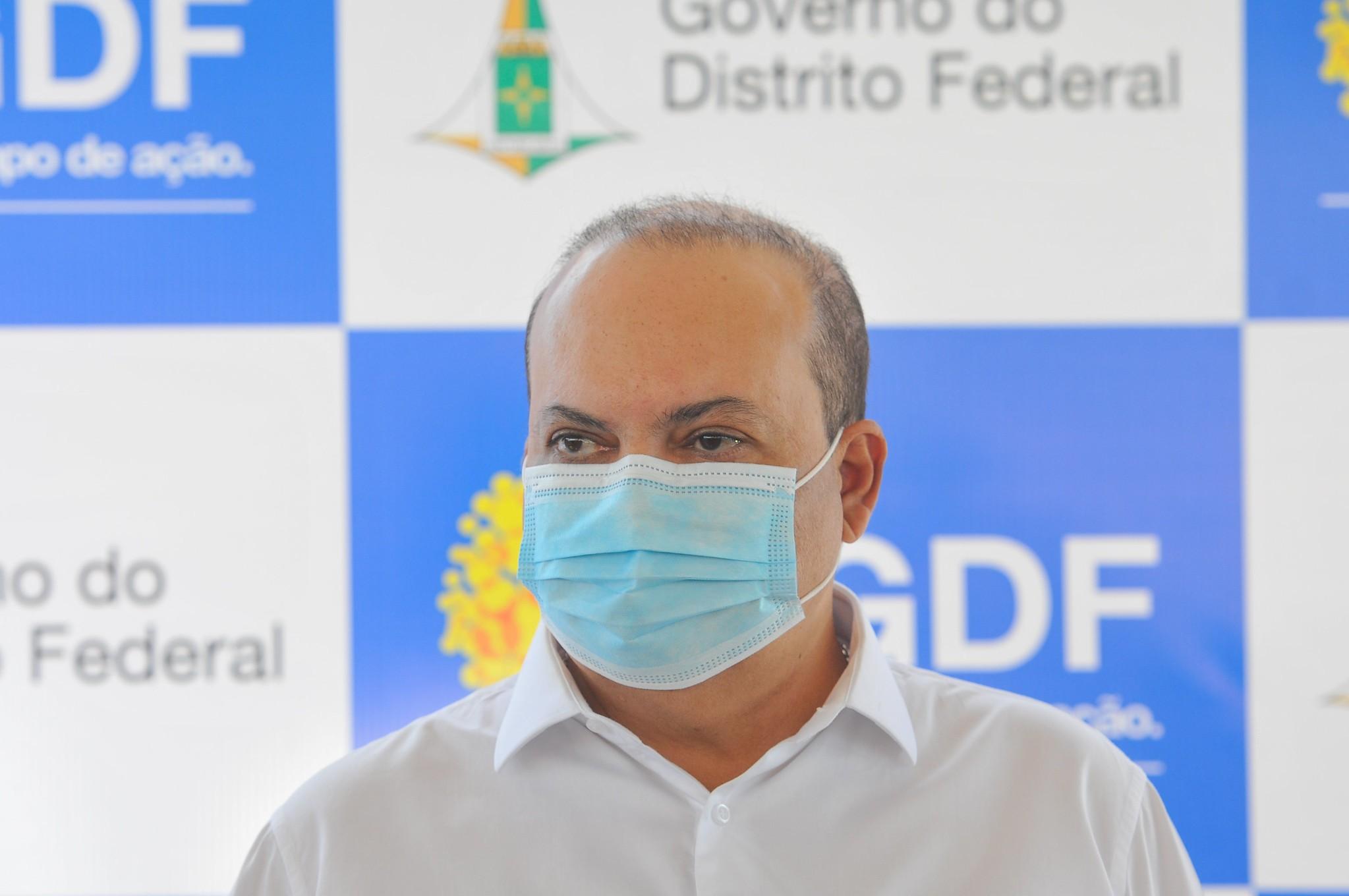 Ibaneis diz que suspeito de chacina faz polícias do DF e de Goiás 'quase como de bobas'