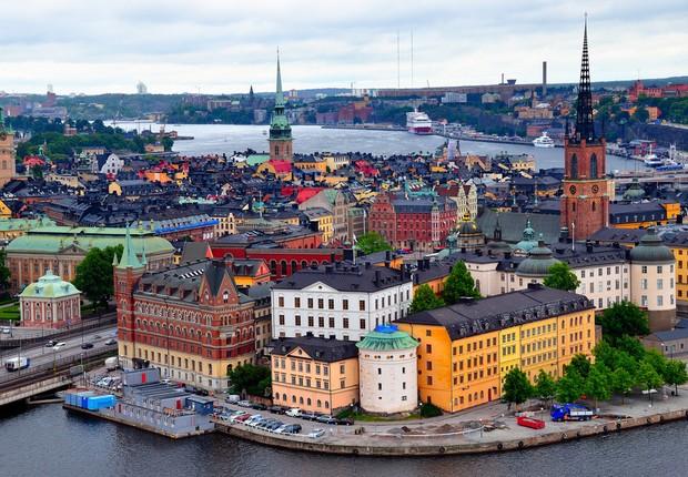 Estocolmo (Foto: Divulgação)