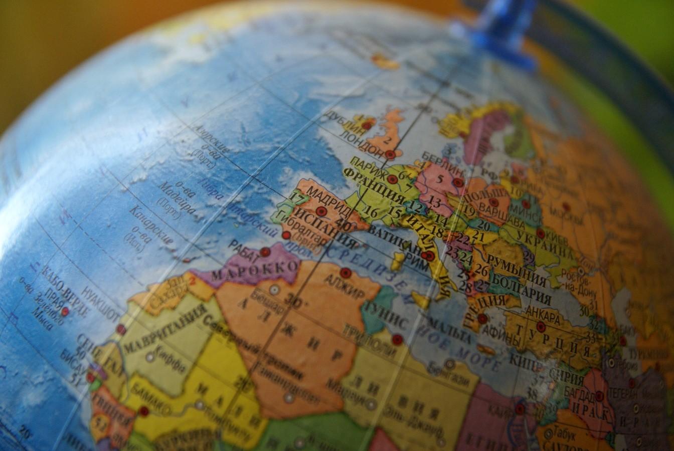 Mapa do mundo pode ser bem diferente do que imaginamos (Foto: Pxhere)
