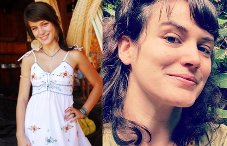 Bianca Bin estrelou a temporada de 2009 como Marina. A atriz está no elenco de 'Cine Holliúdy' Reprodução