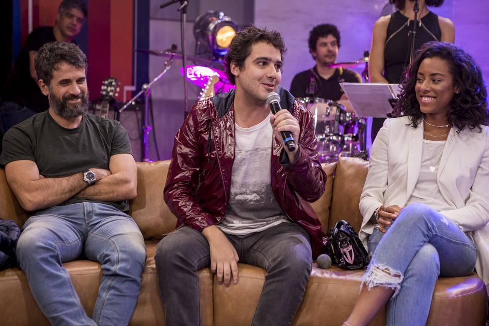 George Sauma, astro do humor, vai brilhar no 'PopStar' 2019 — Foto: Artur Meninea / Gshow