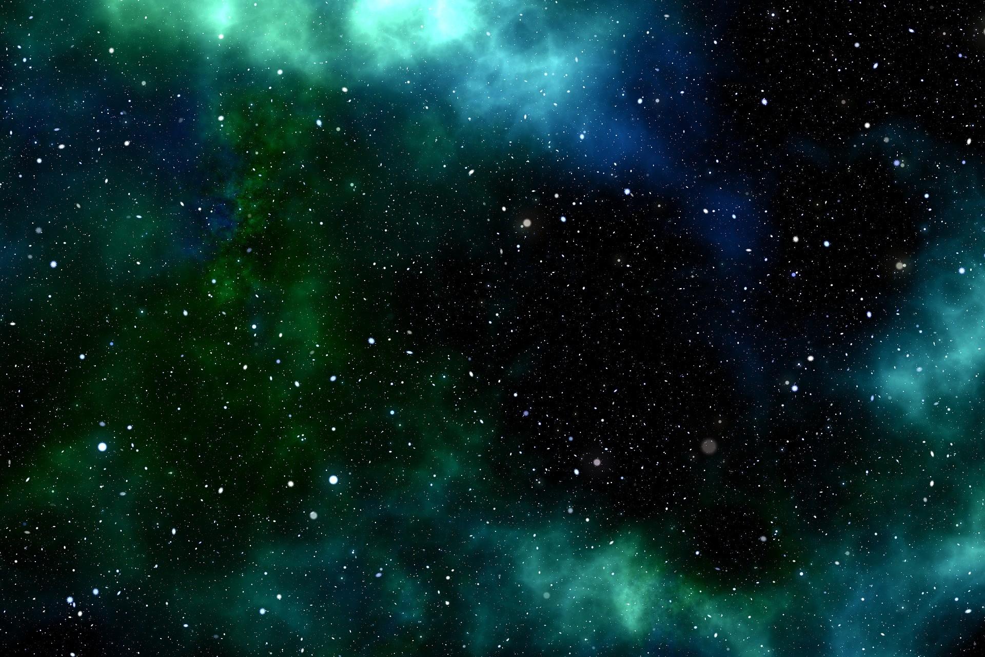 Galáxia (Foto: Pixabay)