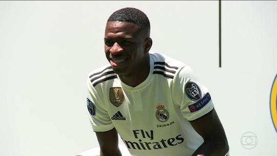 De Vinícius Júnior a Moicano: veja 38 brasileiros sub-20 que jogam no exterior
