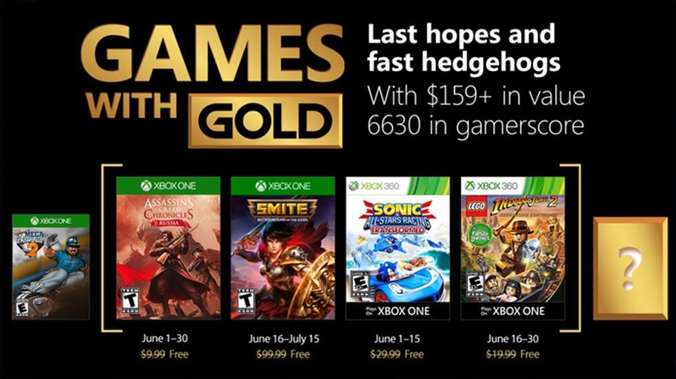 xbox live gold gratuito