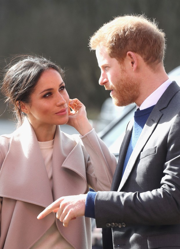Príncipe Harry e Meghan Markle (Foto: Getty Images)