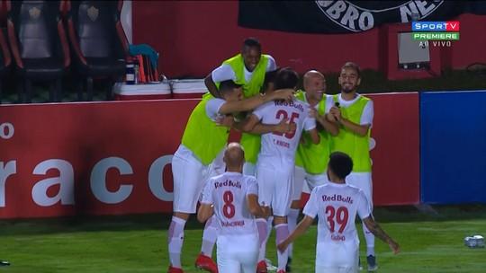 Melhores momentos: Vitória 0 x 2 Bragantino - Série B