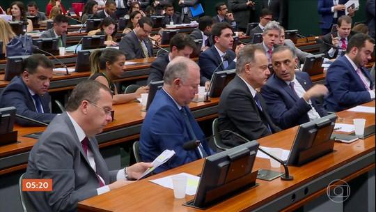 Anúncio do relator da proposta da reforma da Previdência é adiado