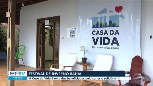 VÍDEO: Instituição é beneficiada com cortesia solidária do Festival de Inverno