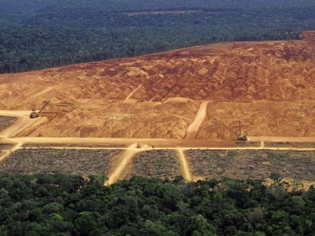 Desmatamento Pará (Foto: Divulgação/Imazon)