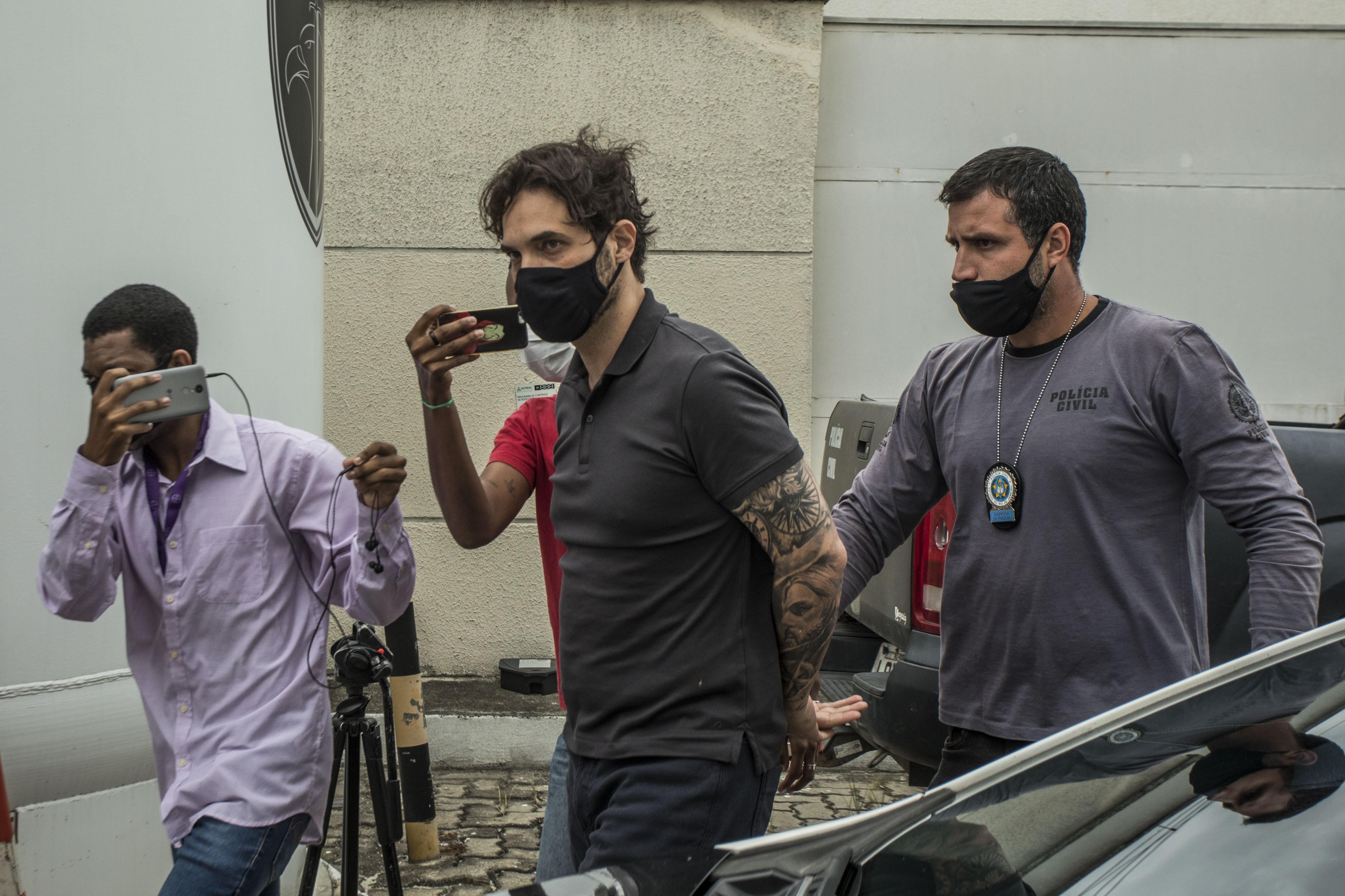 Jairinho está preso temporariamente acusado de matar o menino Henry