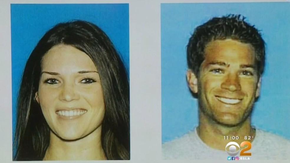Se forem condenados, Riley e Robicheaux podem pegar 30 anos e 40 anos de prisão, respectivamente — Foto: BBC/CBS