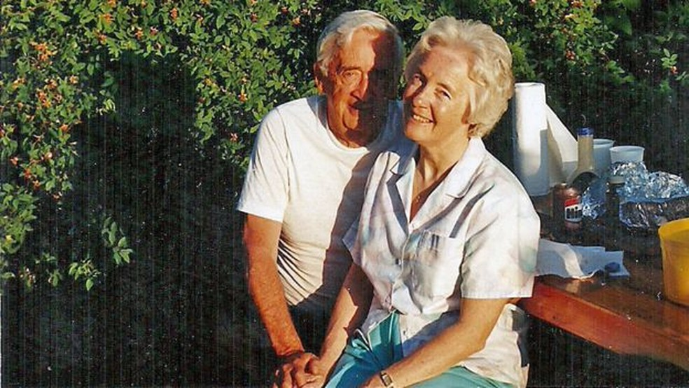 Até a morte, Ruth acreditou nas histórias de Stan, mesmo depois que ficou claro que elas eram apenas delírios (Foto: Arquivo pessoal)