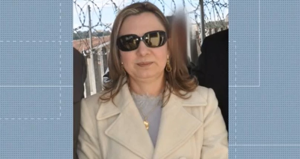 Juíza Inês Zarpelon pediu desculpas e disse que frase foi tirada de contexto — Foto: Reprodução/RPC