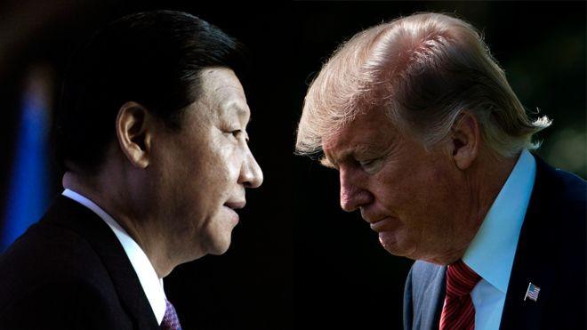 A relação comercial entre os EUA e a China é um dos motores da economia mundial (Foto: Getty Images via BBC)