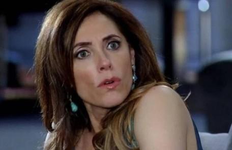 Na quinta (13), Álvaro (Wolf Maya) avisa a Tereza Cristina que ela entrou na mira da polícia nas investigações do assassinato de Marcela Reprodução