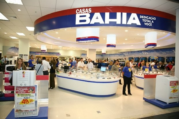 Casas Bahia (Foto: Divulgação)