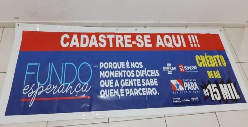 Dono de cyber é autuado em Belém por se identificar como ponto de cadastro para fundo do Governo do PA