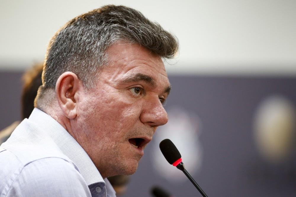 Segundo Andrés, Corinthians irá perder três titulares durante a parada da Copa