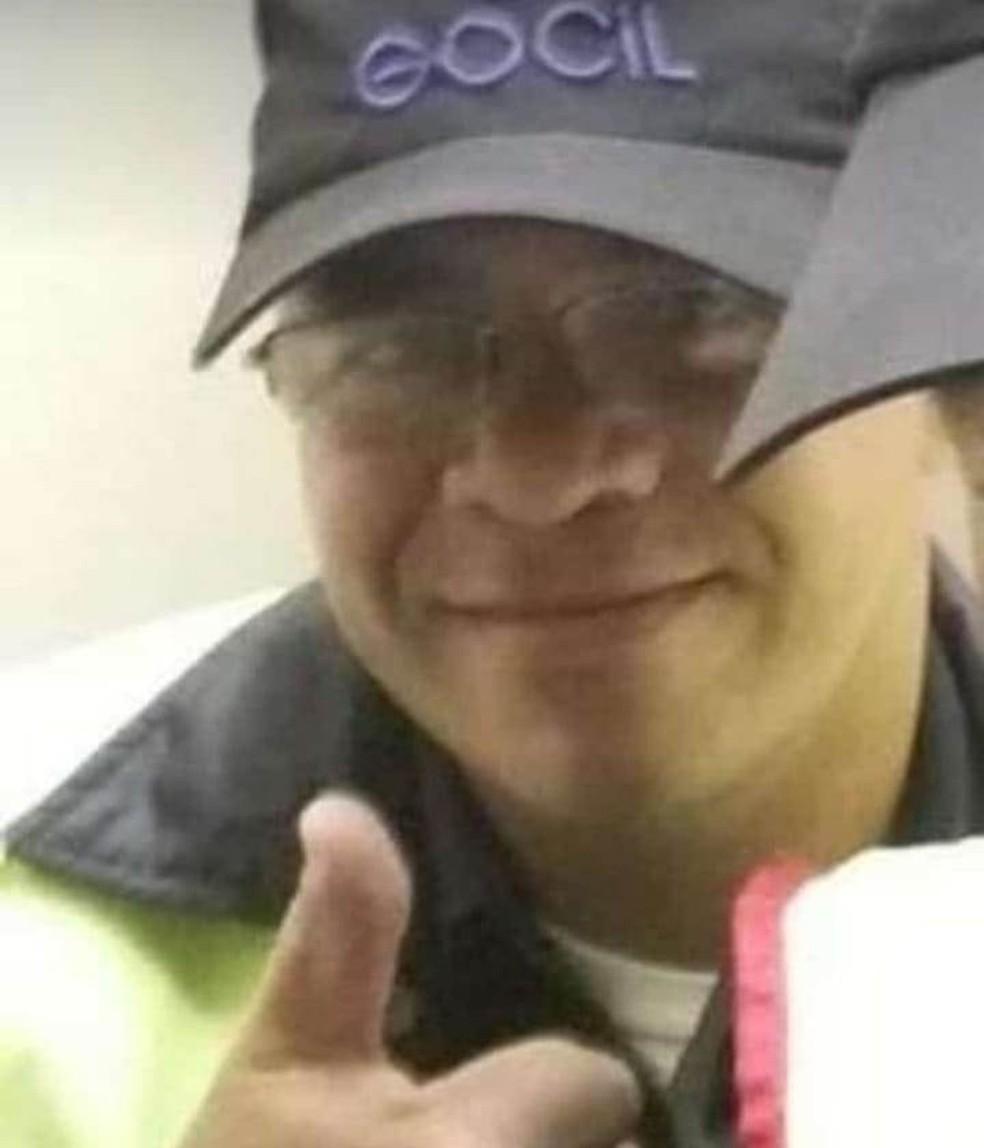 Salatiel Gomes da Silva, de 51 anos, estava internado em estado grave — Foto: Arquivo pessoal