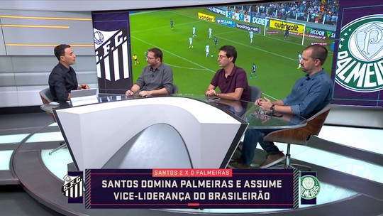 Rizek opina sobre troca de comando do Palmeiras e diz que substituir Felipão por Mano não vai dar em nada