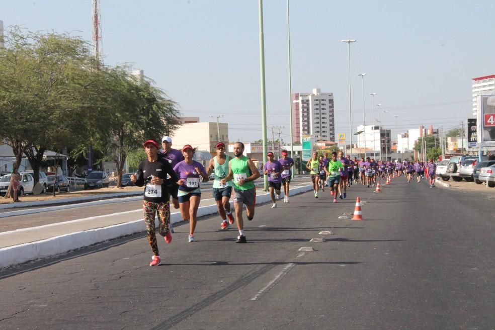"""A Corrida """" Azzo Saúde"""" terá percurso de 5km (Foto: Amanda Lima)"""