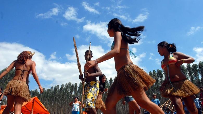 tupiniquins, Areal, Aracruz, indio, indios (Foto: Wikimedia)