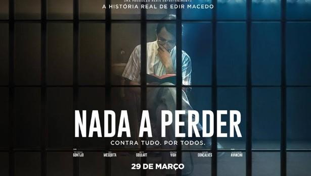 Cartaz do Filme Nada a Perder (Foto: Divulgação)