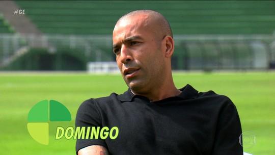 Sheik diz que pode seguir no Corinthians em outro cargo; veja entrevista completa no EE