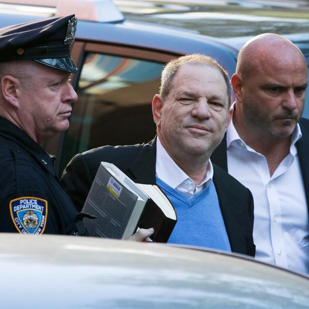 Harvey Weinstein foi acusado por dezenas de mulheres de força-las a atos sexuais usando pressão e ameaças. As revelações do comportamento dele ajudaram a gerar o movimento global #MeToo (Foto: Getty Images)