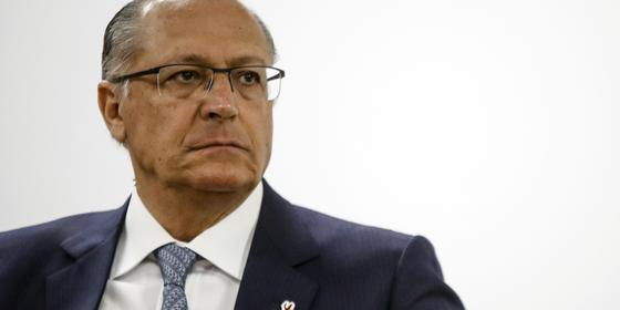O governador de São Paulo Geraldo Alckmin (Foto: Suamy Beydoun/AGIF /Folhapress)
