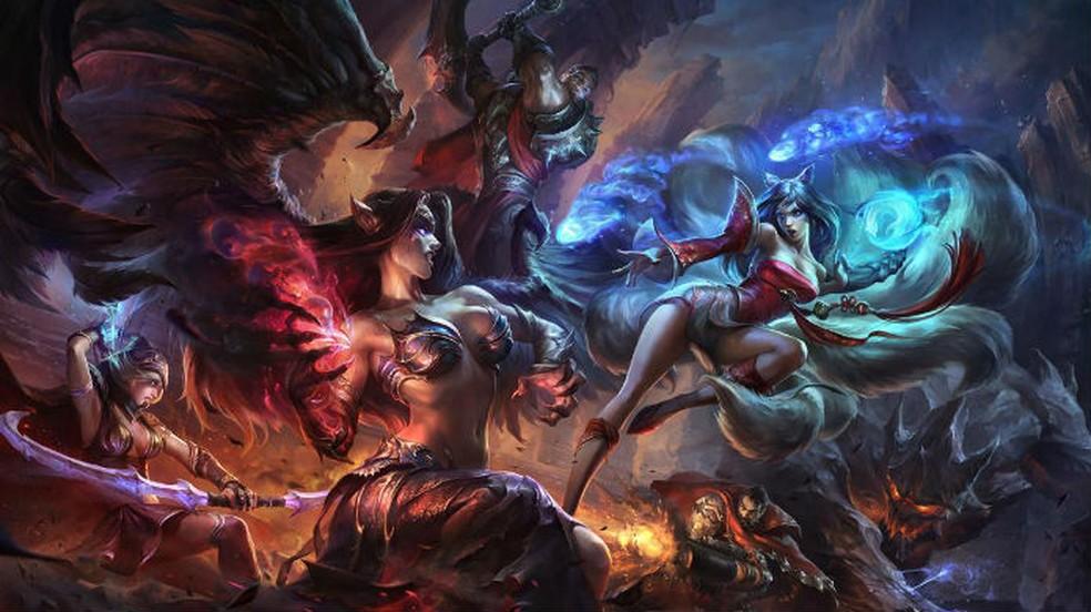 LoL Dodge Game é uma ferramenta de treino de League of Legends; veja como usar — Foto: Divulgação / Riot Games