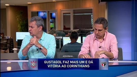 """Rodrigo Rodrigues vê calma da torcida do São Paulo com Pablo: """"Esperam que ele desencante"""""""