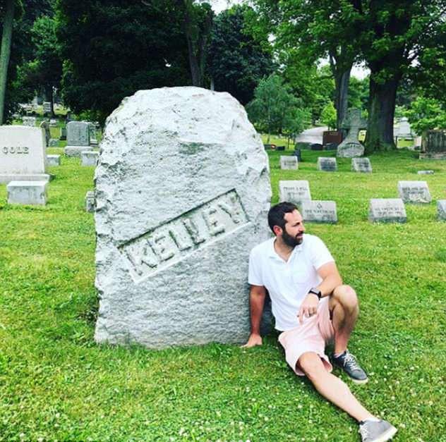 Josh Kelley (Foto: Instagram)