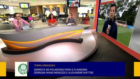 """Redação discute atual momento do Palmeiras: """"Temporada que virou calvário"""""""