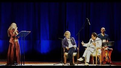 Maria Bethânia recita poesias em 'show recital' no Sesc Pinheiros em novembro