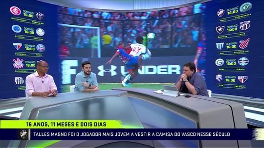 Revelação do Brasileiro: Reinier vence votação; Talles Magno e Michael completam o pódio