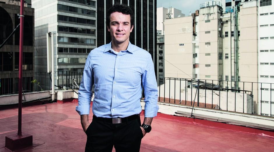 Leonardo Schneider, da Apsa: governança para garantir a distribuição eficiente das funções na empresa (Foto: Stefano Martini)