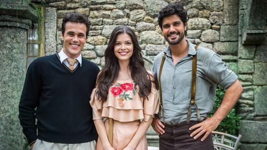 Final: Maria Vitória e Vicente ficam juntos; Inácio faz sucesso na música e sai em turnê