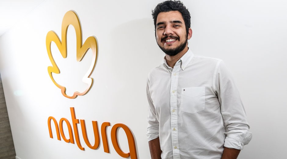 Rafael Campolina, da Natura: perfil empreendedor é essencial para ambições e desafios da empresa (Foto: Reprodução/Agência Sebrae de Notícias)