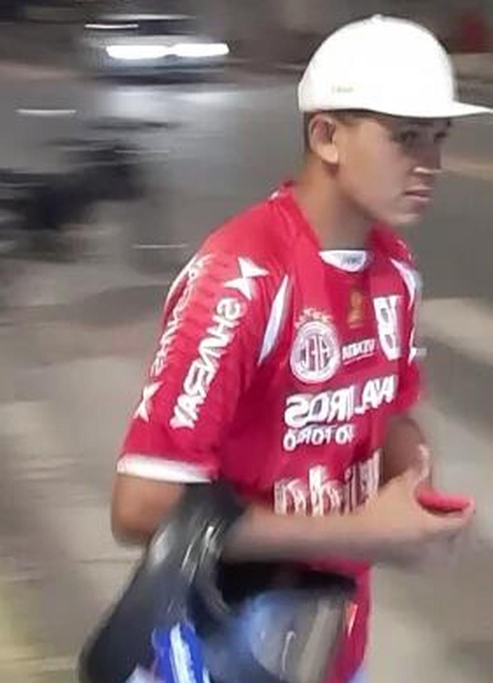 Diego Érick Brito da Silva tinha 25 anos — Foto: Reprodução