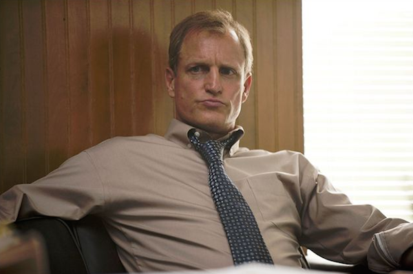 O ator Woody Harrelson em True Detective (Foto: Reprodução)