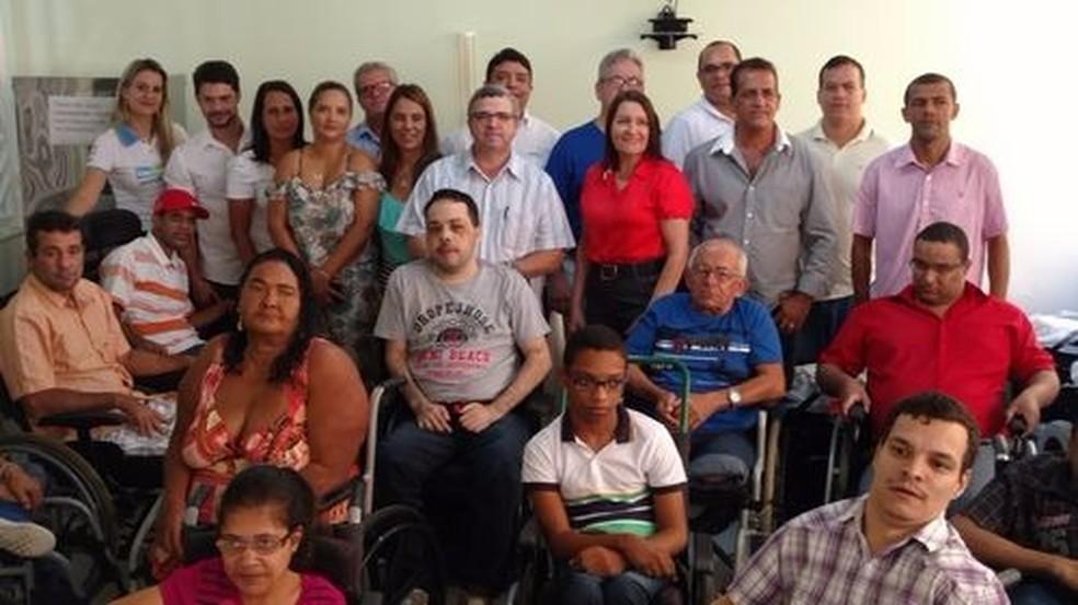 Associação de Pais e Amigos dos Excepcionais (Foto: Apae Mantena/ Divulgação)