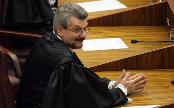 Ministro Marco Buzzi (Foto:  Givaldo Barbosa/ Agência O Globo)