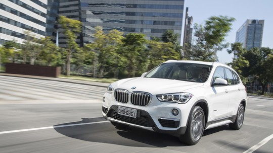 BMW exportará para os Estados Unidos carros feitos no Brasil
