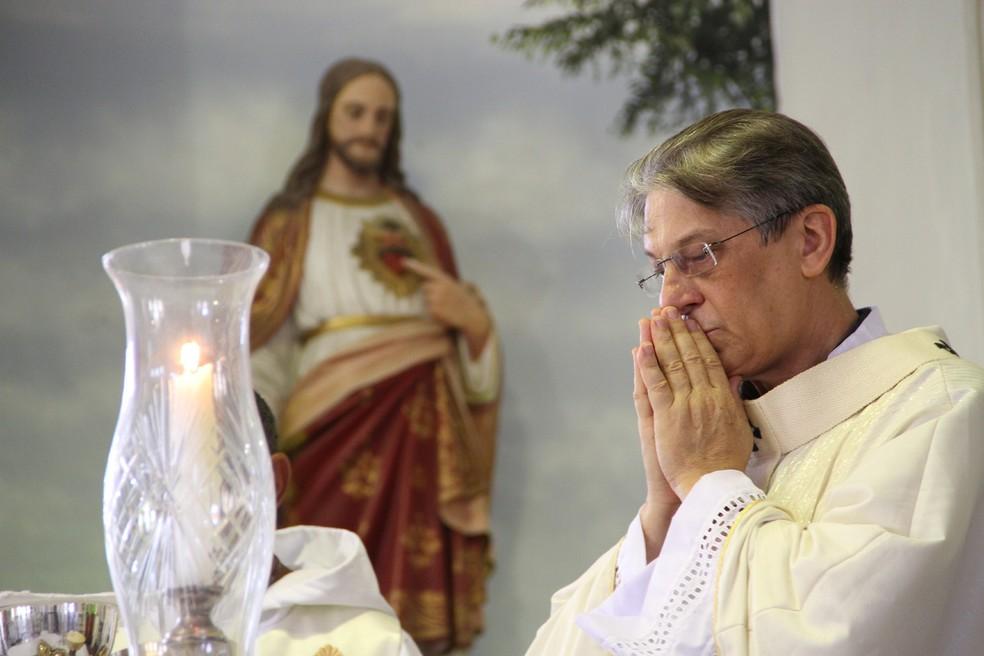Dom Aldo Pagotto era arcebispo emérito da Paraíba — Foto: Francisco França/Jornal da Paraíba