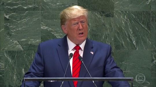 Donald Trump e secretário-geral da ONU também discursam em assembleia em Nova York